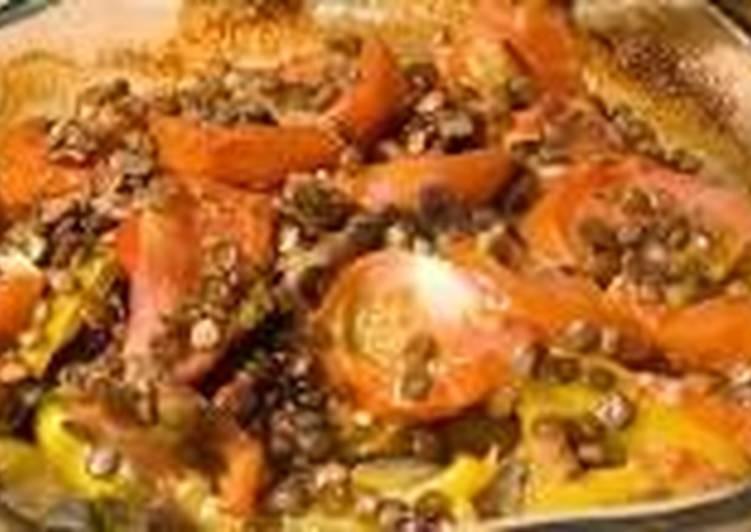 Перец сладкий стручковый по-алжирски
