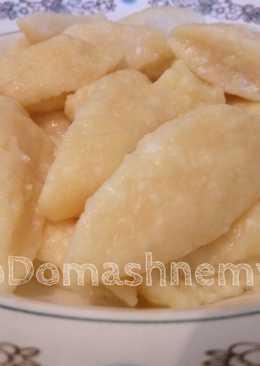 Ленивые вареники из творога - вкуснейший и простой рецепт