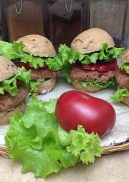 Ржаные булочки #кулинарныймарафон