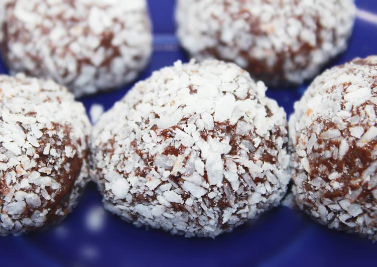 Домашние Конфеты Бригадейро - Как приготовить шоколадные конфеты в домашних условиях