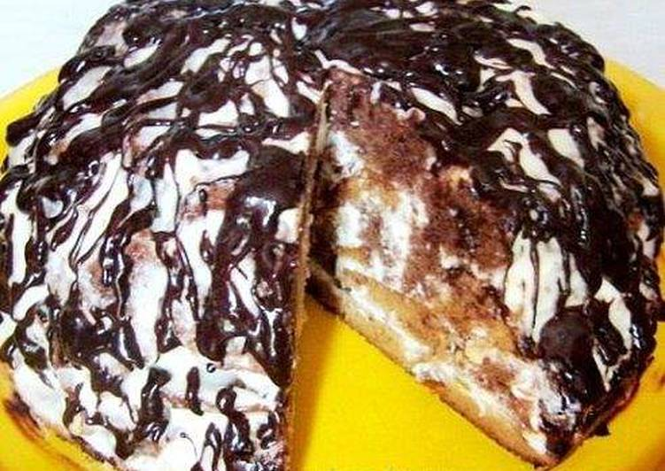 торт пинчер рецепт в шоколадной глазури