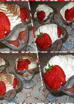 "Десерт ""Тирамису"" в бокалах"