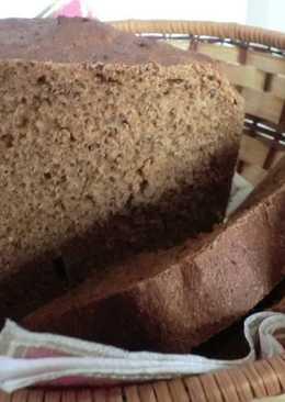 Ржаной хлеб на сыворотке в хлебопечке