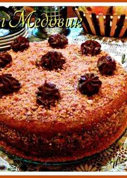 Торт Медовик в мультиварке. Очень вкусный