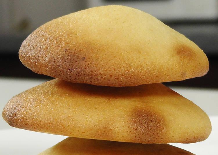 Лимонное печенье за 15 МИНУТ