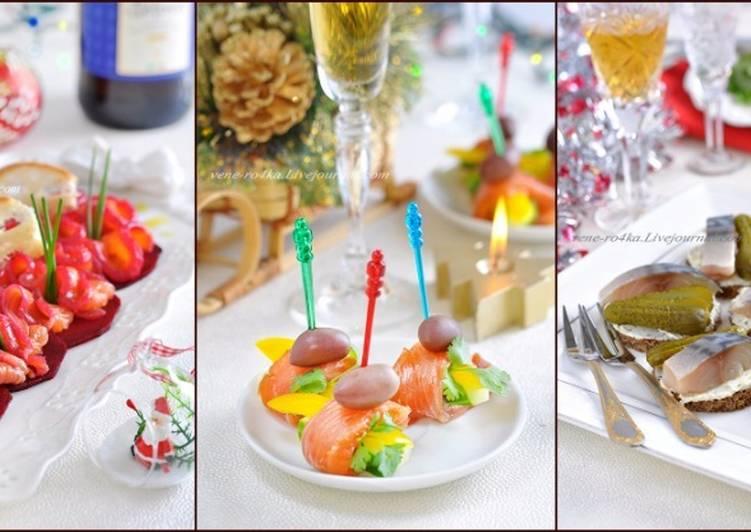 Три способа засолки рыбы к новогоднему столу и как ее подать