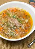 Гречневой суп