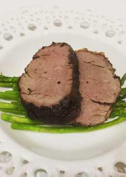 Идеальный ростбиф из говядины