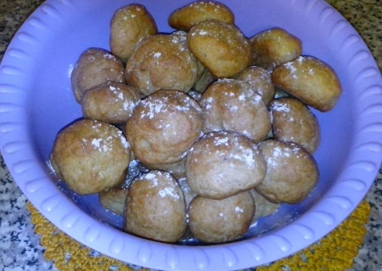 Печенье домашнее на рассоле