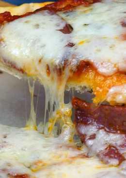 Рецепт Классической Пиццы. Тонкое тесто по-Итальянски