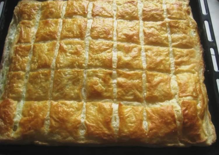 Пирог мясной (холостяк)