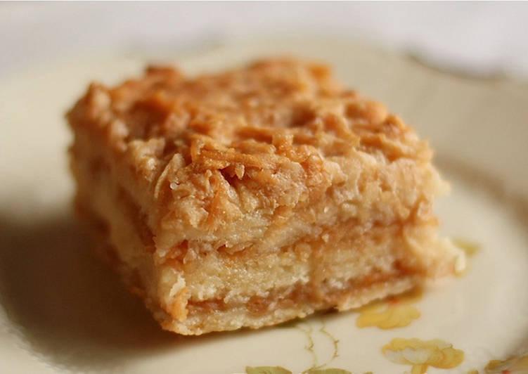 Самый быстрый яблочный пирог