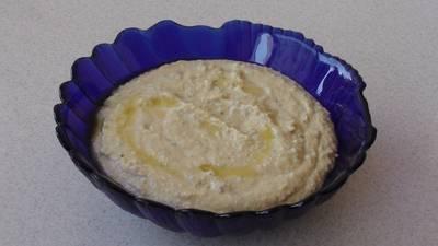 Как приготовить хумус. Постное блюдо