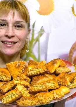 Домашнее печенье гата вкусный рецепт армянской кухни