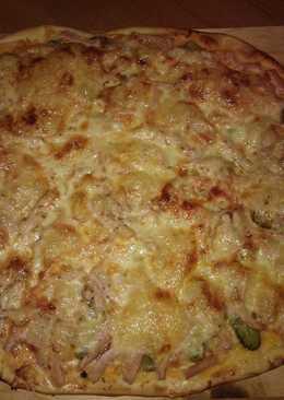Тонкая Итальянская пицца 🍕