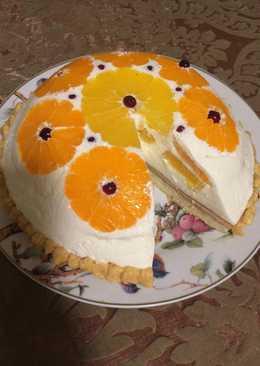 Торт к старому Новому году