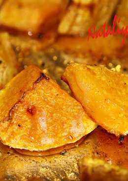 Гарнир из тыквы. Самый вкусный и полезный