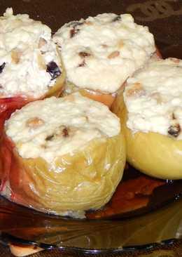 Яблоки, тающие мгновенно во рту и яблочное суфле