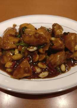 Гунбао - курица по-китайски