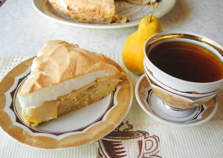 Грушевый пирог! Как приготовить пирог из груш