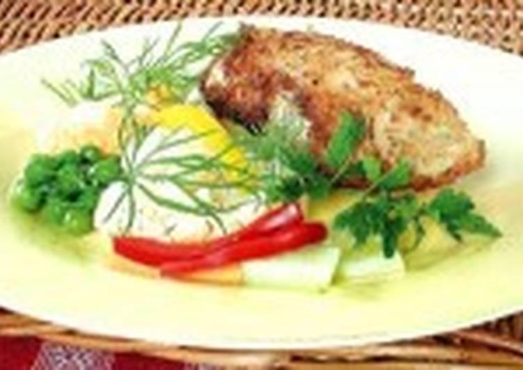Филе куриное по-белградски