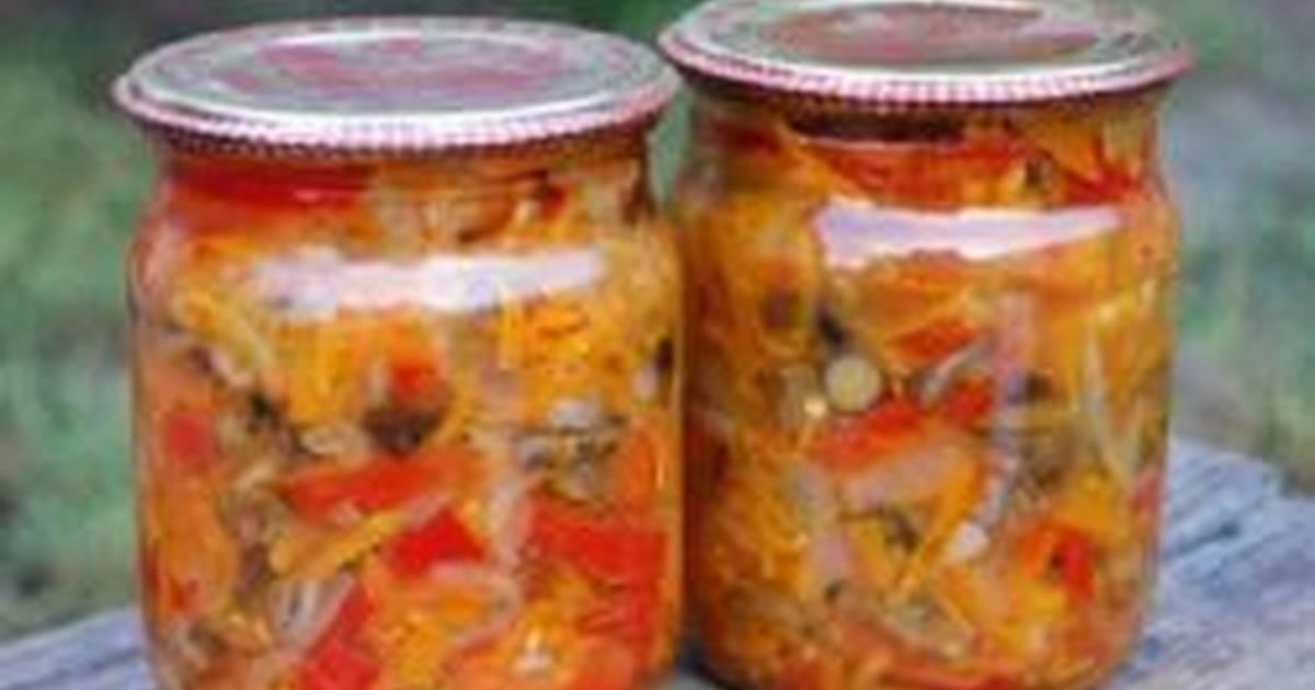 Солянка из капусты с грибами на зиму : 2 рецепта «Пальчики оближешь!» 11