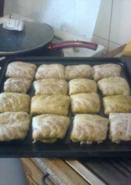 Голубцы из гречки в духовке