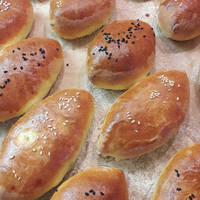 Пирожки с яблочным повидлом и грецким орехом как пух #спас #ореховыйспас