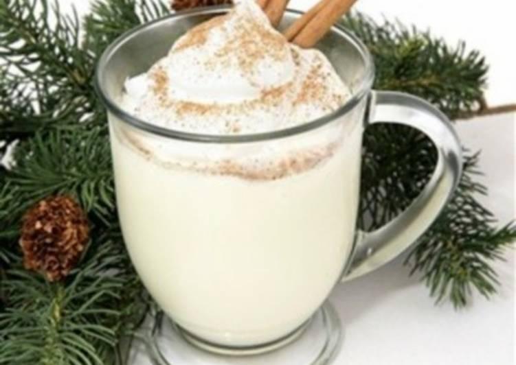 Напиток «Эггног» кокосовый