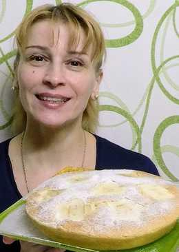 Шарлотка с яблоками в духовке пошаговый рецепт