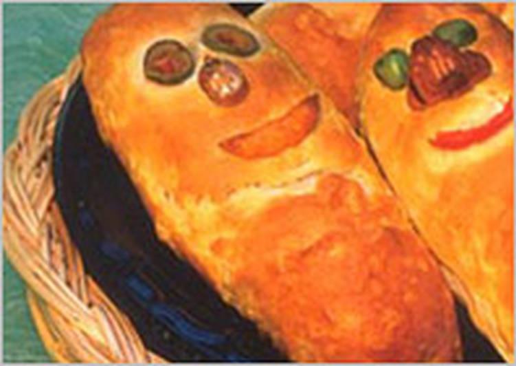 Веселые картофельные хот-доги
