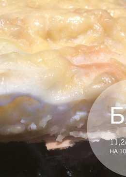 Омлет в лаваше с сыром