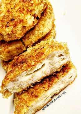 Зразы куриные с сыром