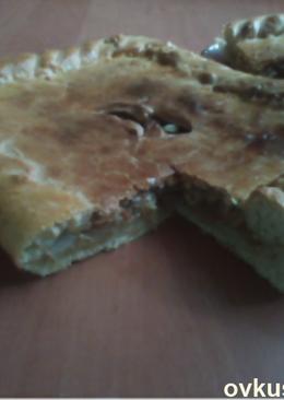 Тесто на кефире для пирогов