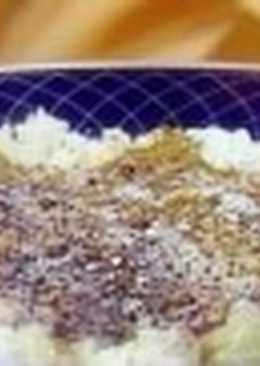 Рисовая каша с какао