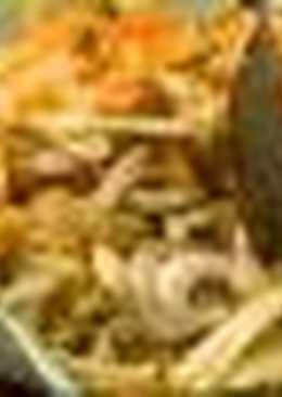 Салат «Осенний», консервированный