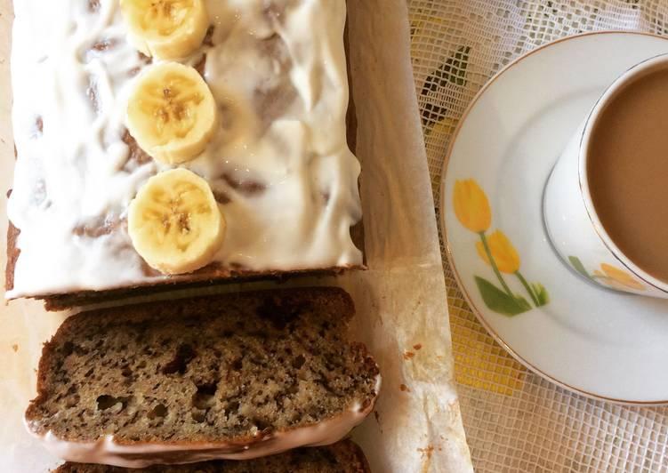Ароматный Банановый кекс (Bananabread)