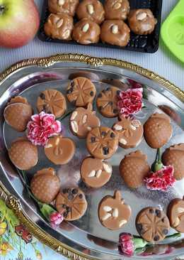 """Домашние конфеты """"Сливочные ириски"""""""