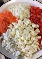 Заготовка на зиму «Сладкие овощи» #люблю