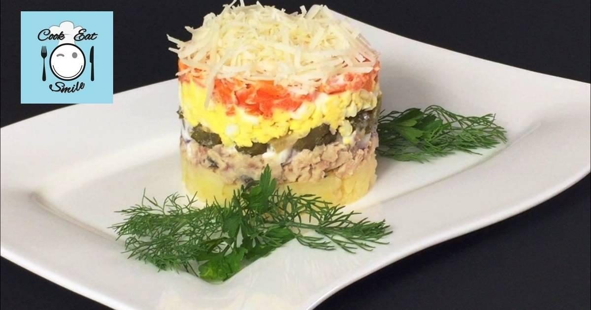 Использовать рыбу для приготовления того или иного салата рано или поздно приходится каждой хозяйке.