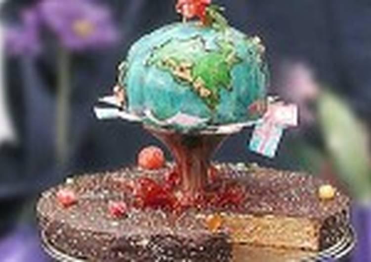 Торт «Любовью и единством сохраним нашу