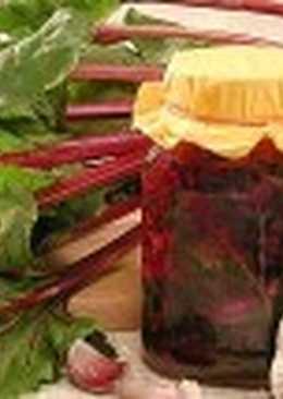 Салат-заготовка «Свекольный»