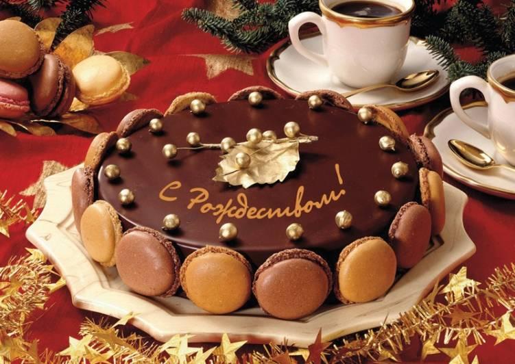 Торт «Шоколадный праздник»