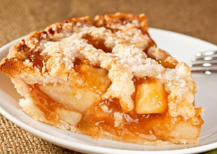 აი ასე უსწრაფესად შეგიძლიათ მოამზადოთ უგემრიელესი ვაშლის პეროგი