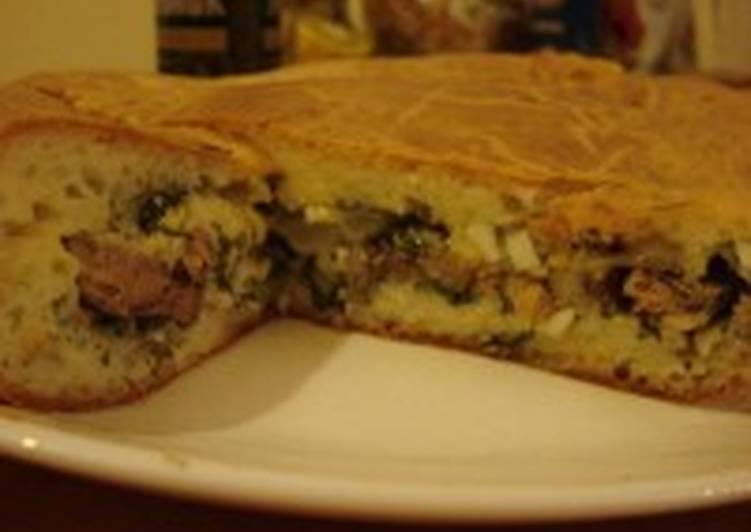 Пирог «Нежнейший»