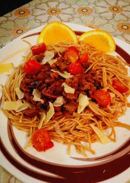 Спагетти ломаные а-ля Итальяно!
