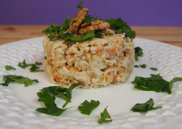 Самый любимый салат для любимых. + Домашний майонез