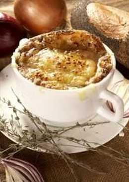 Луковый суп по-бельгийски