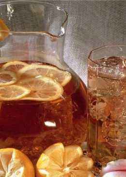 Апельсиновый коктейль-пунш
