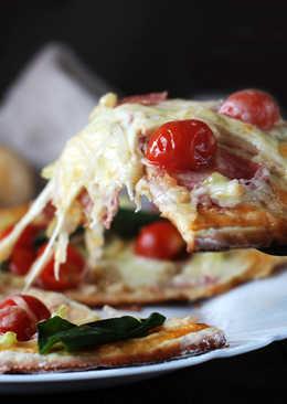 Самая настоящая итальянская пицца